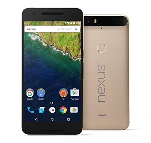 (SIMフリー) Google グーグル Nexus 6P H1512 (並行輸入品) (64GB, ゴールド)