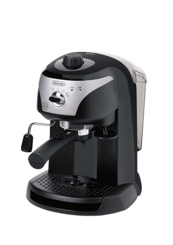 De'Longhi EC220b 15-Bar Pump Driven Espresso Maker