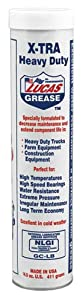 Lucas Oil 10301 X-Tra Heavy Duty Grease- 14.5 oz. by Lucas Oil