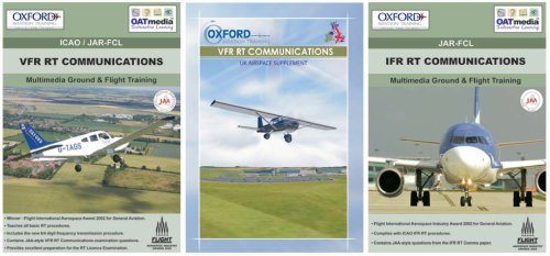 VFR & IFR RT Comms + UK Air Support (PC)