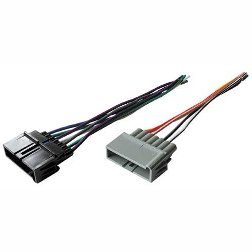 Stereo Wire Harness Jeep Grand Cherokee 99 00 01 1999 2000 2001 (Car Radio Wiring Installation Parts)