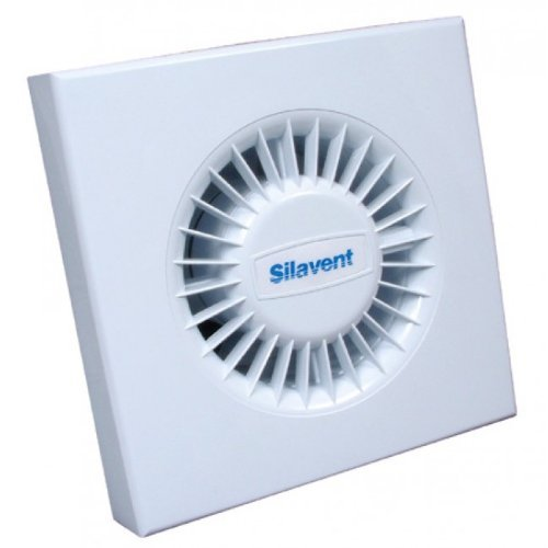 Silavent sdf100tb bathroom extractor fan with timer for 4 for Zone 0 bathroom extractor fan