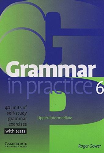 Grammar in Practice 6 (Face2face S)