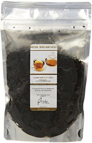 Hale Tea Black Tea, Irish Breakfast, 4-Ounce