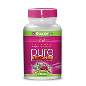 1 Pure Ketones Raspberry Ketones 800 Mg Per Serving 60 Vegetarian Capsules 100 Pure All Natural Lean Weight Loss Appetite Suppressant Supplement For Men And Women Max Pure Raspberry Ketones Per Capsule Full Double-strength 30-day Supply from Dynamic Nutri