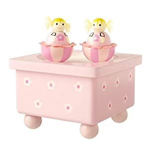 Dancing Ballerinas Music Box by Orange Tree Toys
