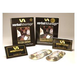 Verbal Advantage Vocabulary Program Complete Edition - 24 CD's (Success Edition AND Success Edition Advanced), c2005 Edition (Latest Edition) [UNABRIDGED] (Elster Verbal Advantage compare prices)