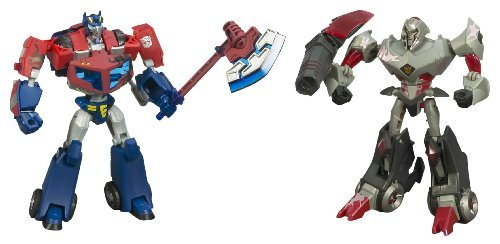 Transformers Animated Battle Pack with DVD
