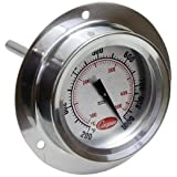 Cooper-Atkins 2225-20 Stainless Steel Bi-Metals Industrial Flange Mount Thermometer, 200 to 1000 degrees F Temperature Range