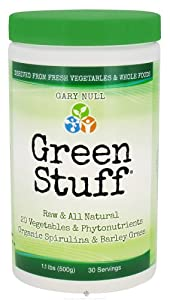Green Stuff Powder (500 Grams) by Gary Null's