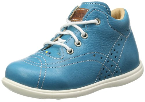 Kavat Unisex - Baby KOTTE First Walking Shoes Turquoise Türkis (89 Turqoise) Size: 25