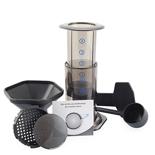 Bundle Aeropress Coffee and Espresso Maker  Two