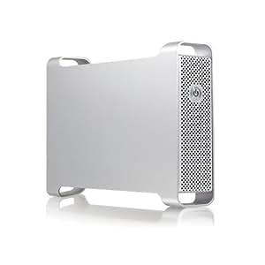 Macally Hi-Speed eSATA/FireWire/USB 2.0 Storage Enclosure for 3.5-Inch SATA Hard Disk G-S350SUAB2 (Silver)