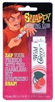 Snap Gum Prank Loftus - 1