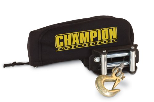 Best Price! Champion Power Equipment C18030 Neoprene Winch Cover