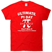 Ultimate Pi Day Lifetime 3.14.15 T-Shirt