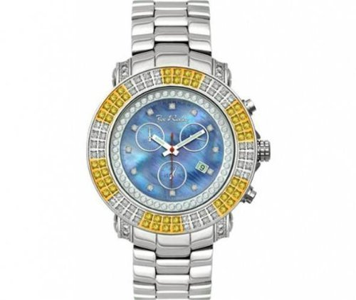 Customer Guide: Joe Rodeo Men's JJU15 Junior 4.30ct Diamond watch