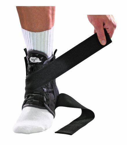 Mueller Strapped Ankle Brace