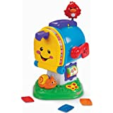 Fisher-Price Laugh & Learn Learning Letters Mailbox ~ Fisher-Price