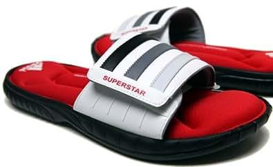 Amazon.com: adidas Superstar 3G slides #Q23232 (12): Shoes