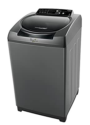 Whirlpool Stainwash Deep Clean 80 Fully-automatic Top-loading Washing Machine (8 Kg, Graphite)
