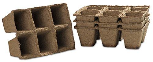 windhager-anzucht-topfe-pot-della-torba-6-cm-strips-confezione-da-24