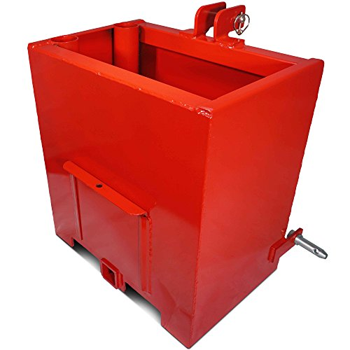 3 Point Ballast Box : Tractor front hitch best for sale at
