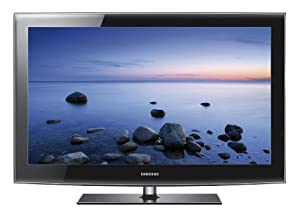 Samsung LE40B550A5 40 inch Widescreen Full HD 1080p Crystal LCD TV with Freeview