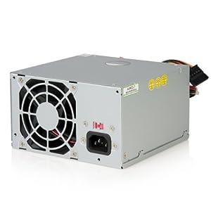 StarTech.com 350 Watt ATX 12V 2.01 Dell Replacement Computer PC Power Supply ATX PW350DELL