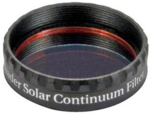 Baader Planetarium Baader Planetarium Solar Continuum Telescope Filter, 1.25 In.