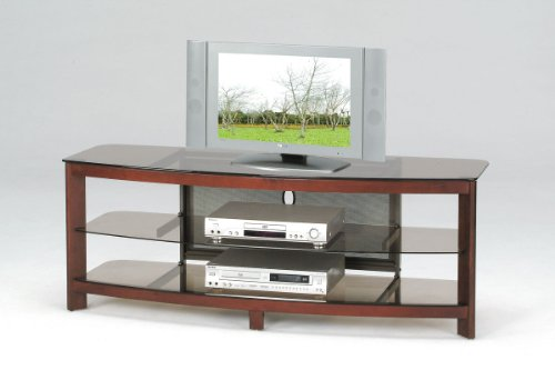 Cheap Acme 02069 Zephyr TV Stand, Cherry Finish (B004H71WFO)