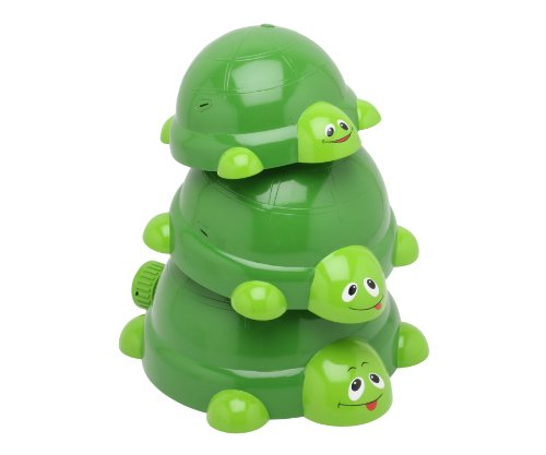 Imperial Toy Little Tikes Turtle Topple Sprinkler, Green - 1