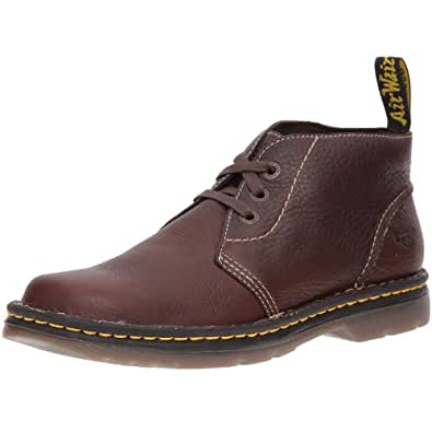 Dr. Martens Men's 8A71 Grizzly Boots Brown brown 6.5