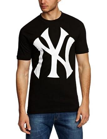 MLB Berriman Printed Men's T-Shirt Black Small