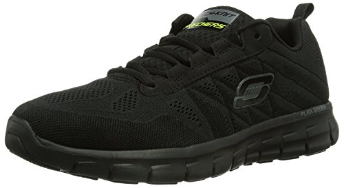 Skechers Sport Men's Synergy Power Switch Sneakers, Black, 10 Wide (Skechers Power Switch compare prices)
