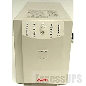 APC Smart-UPS 950W 1400VA 120V Battery Back Up UPS SU1400NET