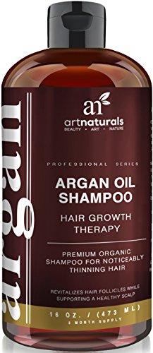 Argan Oil Shampoo Restores Hair - A…