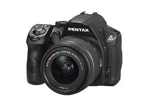 Pentax K-30 Weather Sealed Digital SLR with Smc DA 18-55mm F3.5-5.6 AL WR Lens 15601 (Black)