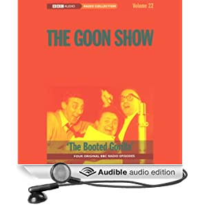 The Goon Show, Volume 22: The Booted Gorilla