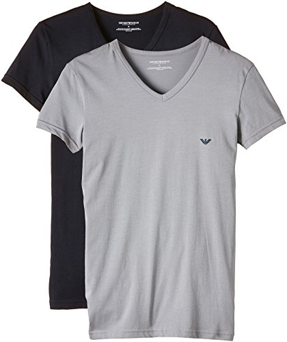 emporio-armani-111512cc717-lot-de-2-t-shirts-multicolore-medium