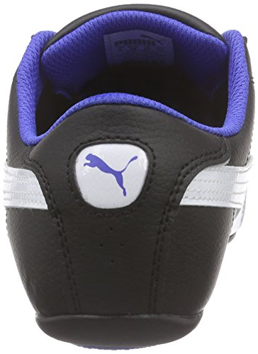 Puma-Girls-Janine-Dance-2-Jr-Black-White-and-Dazzling-Blue-Sneakers-5-UKIndia-21-EU