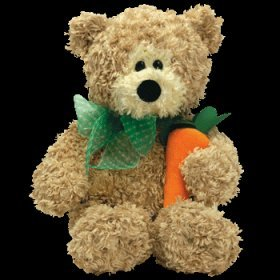 Ty Classic Carroty - Easter Bear - 1