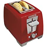 Proctor Silex 2 Slice Bagel Toaster, Red
