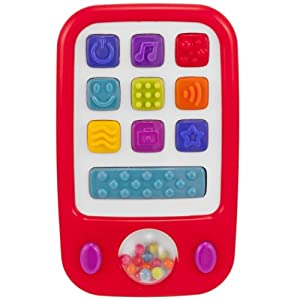 Sassy 婴儿发声玩具 手机