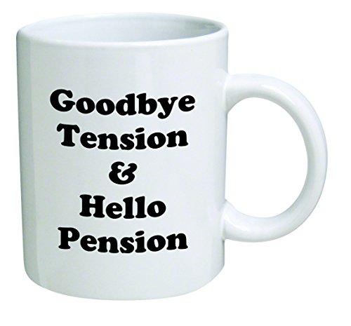 Teacher Gift Retirement Coffee Mug