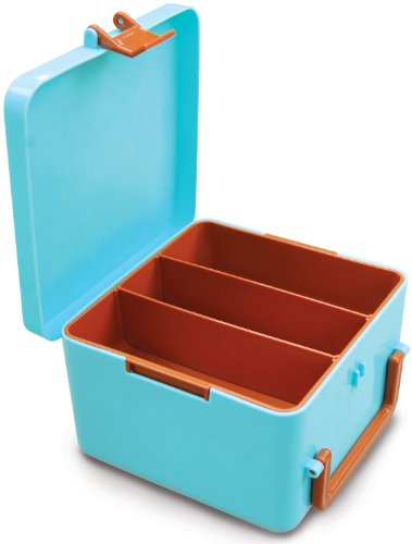 Piggy Story Doggie Diary Double Decker Bento Box