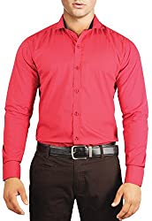 Unkonventional Red Printed Shirt
