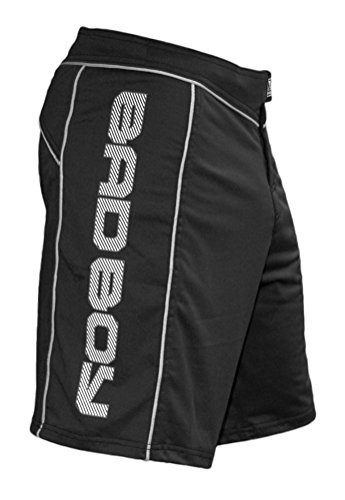bad-boy-fuzion-shorts-schwarz-grau-xx-large