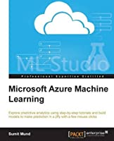 Microsoft Azure Machine Learning Front Cover