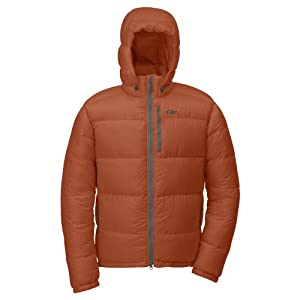 Outdoor Research Maestro Down Jacket - Men's Ember, XL